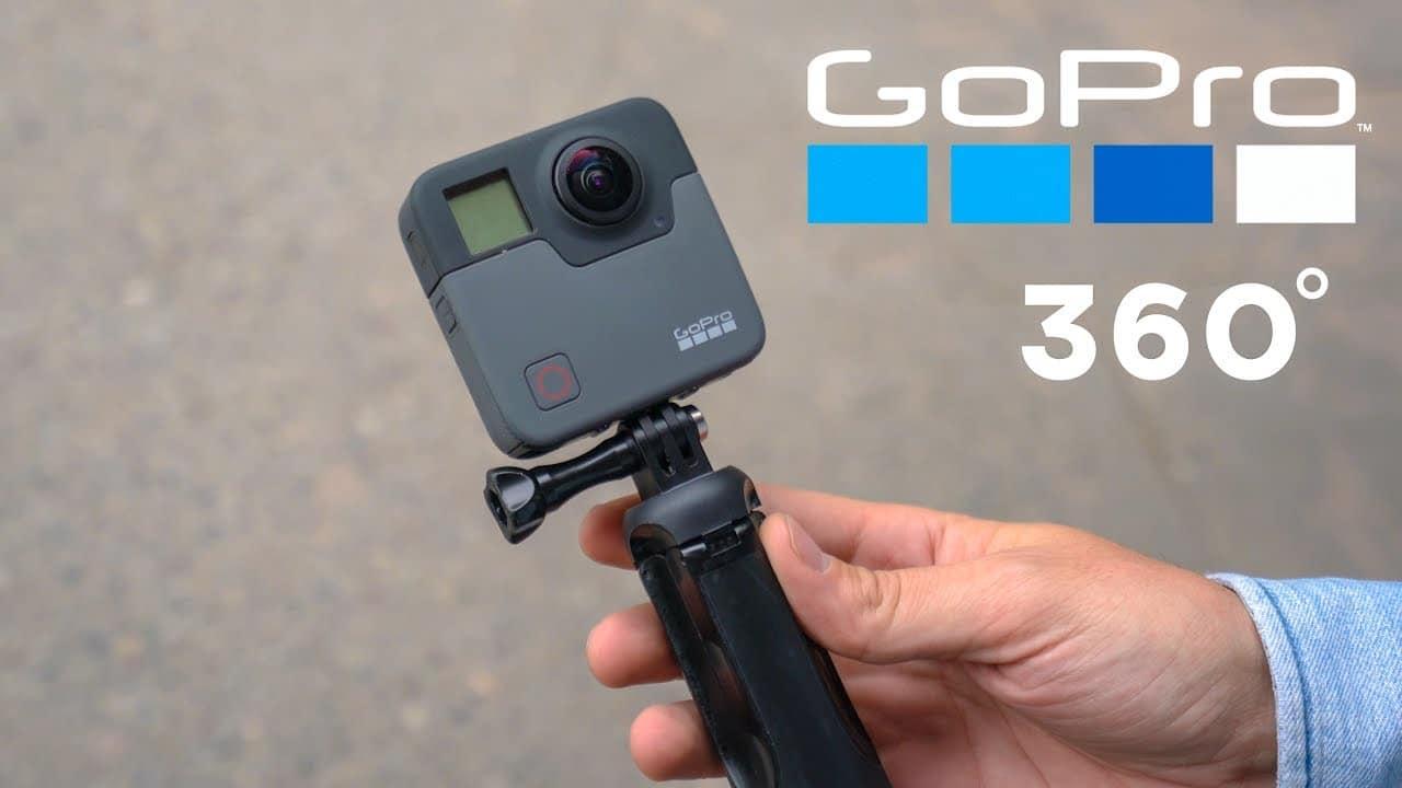 GoPro 360: análisis, características y mejor precio del modelo Fusion
