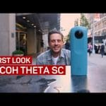 Ricoh Theta SC - Análisis completo