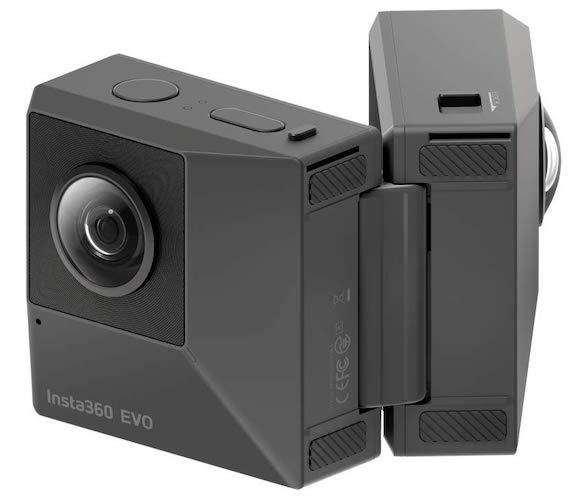 cámara insta360 evo